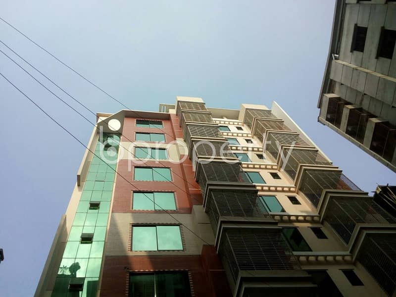 An Apartment Is Ready For Rent At Khulshi, Nearby Women College.
