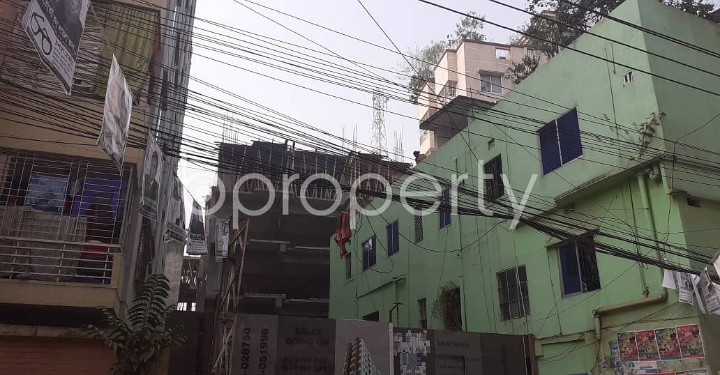 Visit This Apartment For Sale In Dhanmondi Near Mitali Road Jame Masjid