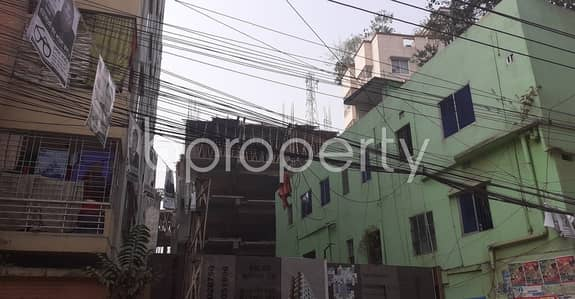 In The Location Of Dhanmondi, An Apartment Is For Sale Near Mitali Road Jame Masjid