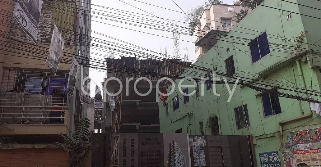 An Apartment Is For Sale In Dhanmondi Near Mitali Road Jame Masjid
