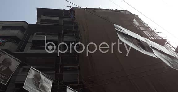 বিক্রয়ের জন্য BAYUT_ONLYএর ফ্ল্যাট - মানিকনগর, ঢাকা - This Apartment At Maniknagar , Near Madina Monawarah Jame Masjid & Johiruddin Ahmad Islamia Madrasa Is Up For Sale.