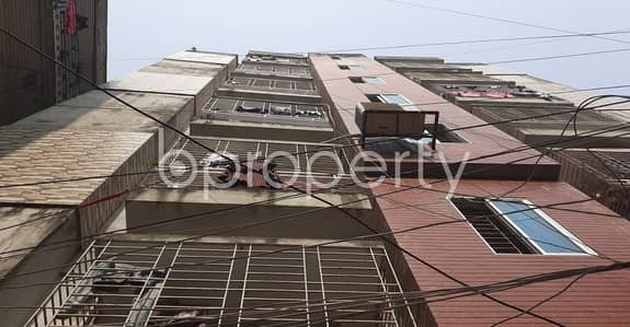 A Beautiful Apartment Is Up For Rent At Jhigatola Road Near Dutch-bangla Bank Limited