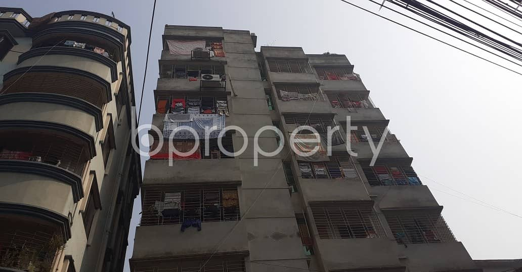 Nice Flat Can Be Found In Jhigatola Road For Rent, Near Dutch-bangla Bank Limited