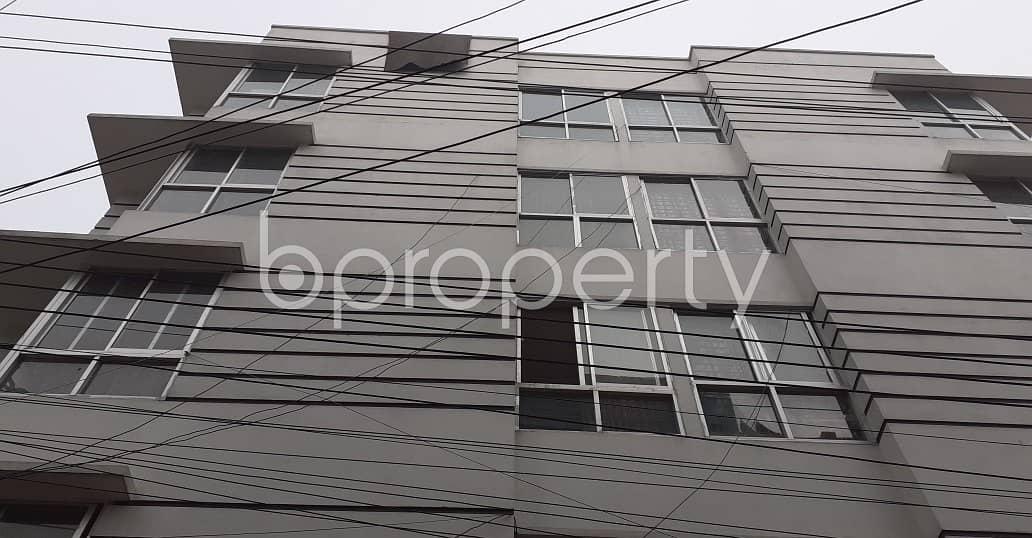 Flat For Sale In Pallabi Near Rupnogor Government High School