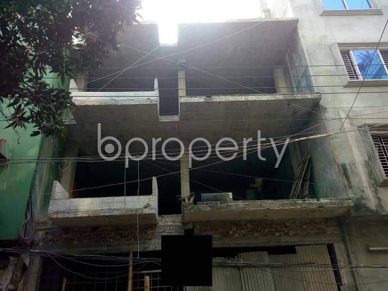 An Apartment Is Waiting For Sale At Mirpur Nearby Mirpur Adhunik Hospital