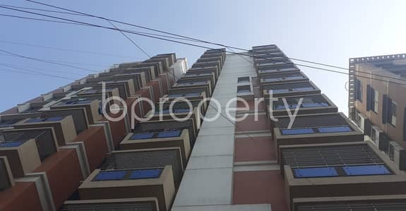 An Apartment Which Is Up For Sale At Lalmatia Near To St. Joseph Higher Secondary School