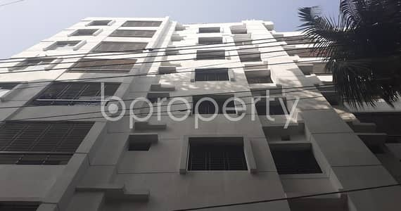 In The Location Of Mirpur, Close To Dutch-bangla Bank, A Flat Is Up For Sale