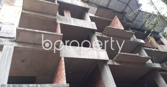 Start A New Home, In This Flat For Sale In Bibir Bagicha, Near Janata Bank Limited