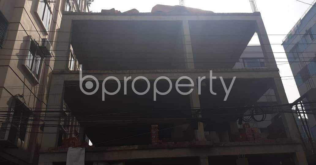 This Flat Is Now Vacant For Sale In Uttara Close To Lab One Hospital