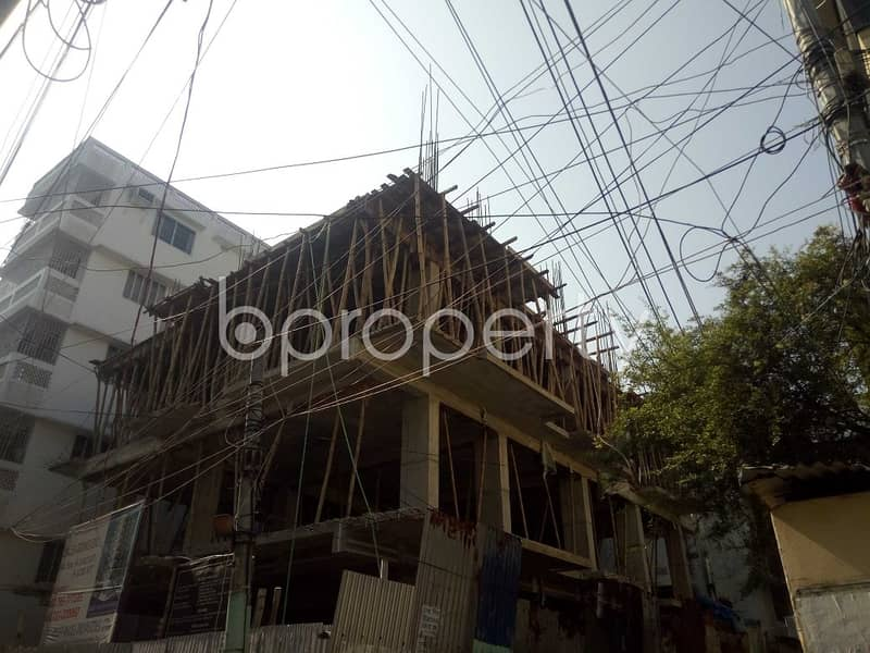 Apartment for Sale in Maghbazar nearby Aarong