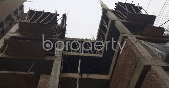 3 Bedroom Apartment for Sale in Bashundhara R-A, Dhaka - A Flat Can Be Found In Bashundhara For Sale, Near Ebenzer International School