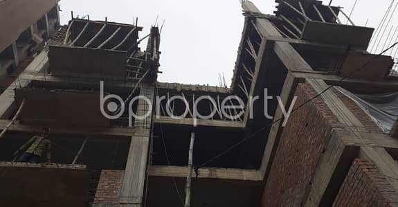 3 Bedroom Flat for Sale in Bashundhara R-A, Dhaka - Close To Ebenzer International School, An Apartment For Sale Is Available In Bashundhara