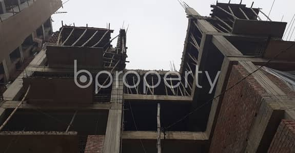 3 Bedroom Flat for Sale in Bashundhara R-A, Dhaka - Flat For Sale In Bashundhara Close To Ebenzer International School