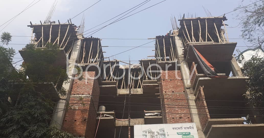 Residential Apartment Is On Sale In Uttara Nearby Asian University Of Bangladesh