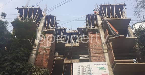 Offering You A Nice Flat For Sale In Uttara Near Asian University Of Bangladesh