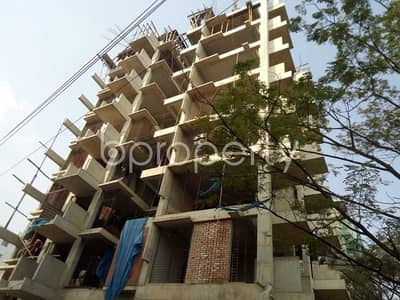 A 2025 Sq. Ft Apartment Which Is Up For Sale At Bashundhara R-a Near To Chapra Masjid