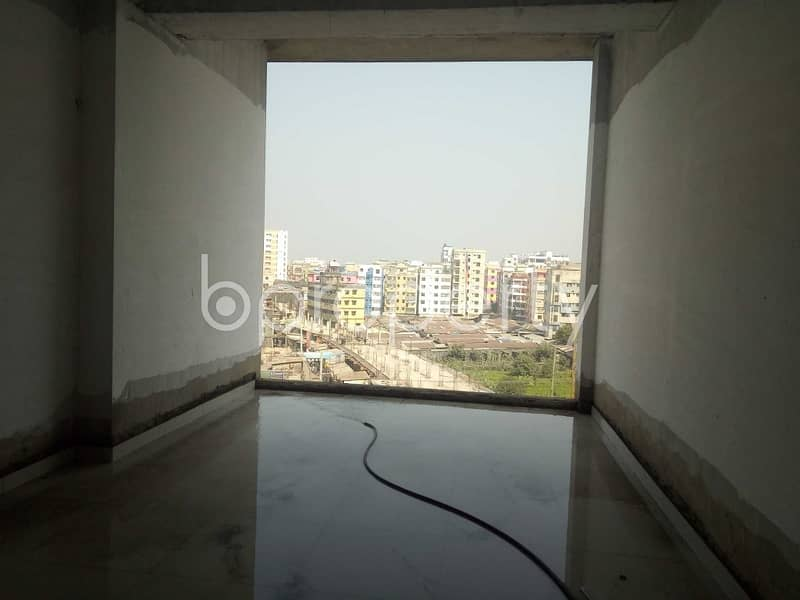A 198 Sq Ft Commercial Space Is Available For Sale Which Is Located In Bahaddarhat Nearby Bahaddarhat Jame Masjid