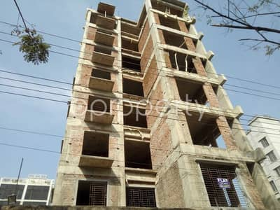 This Ready Apartment At Bashundhara R-A , Near Chapra Masjid Is Up For Sale.