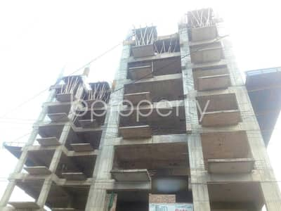 3 Bedroom Flat for Sale in Badda, Dhaka - In The Location Of Badda , Close To Badda Radha Gobindo Temple A Flat Is Up For Sale
