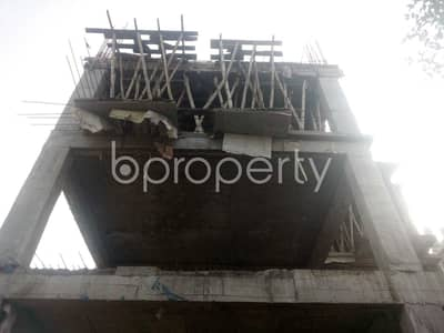 4 Bedroom Flat for Sale in Aftab Nagar, Dhaka - An Apartment Is Ready For Sale At Aftab Nagar , Near Dhaka Imperial College
