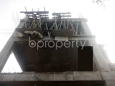 2 Bedroom Flat for Sale in Aftab Nagar, Dhaka - An Apartment Is Ready For Sale At Aftab Nagar , Near Dhaka Imperial College
