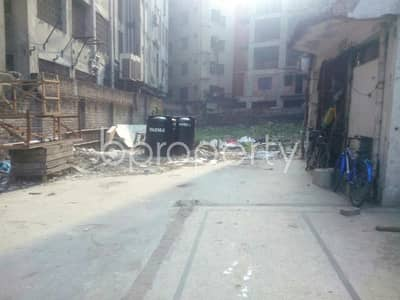 Plot for Sale in Malibagh, Dhaka - A Residential Plot Is For Sale At Malibagh Near Jamuna Bank Limited