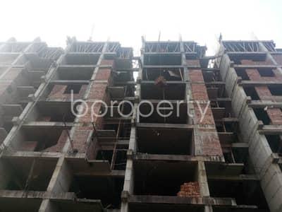 3 Bedroom Apartment for Sale in Aftab Nagar, Dhaka - 3 Bedroom & 3 Bathroom Apartment Which Is Up For Sale At Aftab Nagar