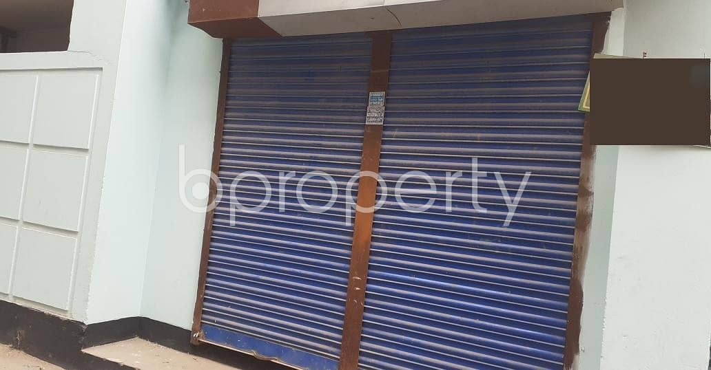 120 Sq. Ft. Commercial Shop Is For Rent In North Kafrul