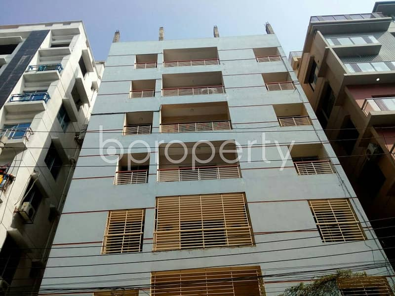 Visit This Apartment For Sale In Mirpur DOHS Near Mirpur DOHS Central Mosque