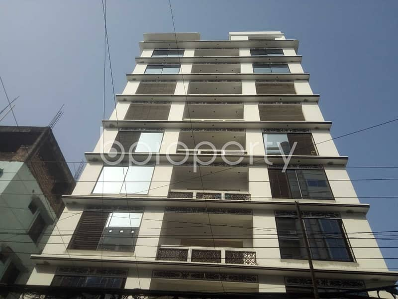 An Apartment Is Ready For Rent At Baridhara, Near Uttar Baridhara Baitur Nur Jame Mosjid