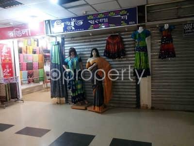 Shop for Rent in Shantinagar, Dhaka - A 110 Sq. Ft Shop Is Up For Rent In Shantinagar Nearby Dutch-bangla Bank Limited