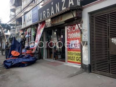 Shop for Rent in Nikunja, Dhaka - A 250 Sq. Ft Shop Is Up For Rent In Nikunja Near Khilkhet Nikunja 2 Jame Masjid