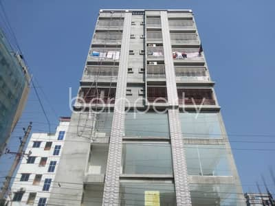 Office for Rent in Aftab Nagar, Dhaka - See This 2700 Sq. Ft Office Space For Rent Located In Aftab Nagar Near To Baitullah Jame Mosque