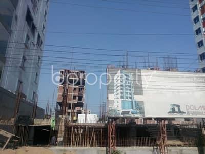 5 Bedroom Flat for Sale in Aftab Nagar, Dhaka - Flat For Sale At Aftab Nagar Near To Ideal School And College