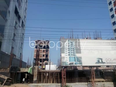 5 Bedroom Apartment for Sale in Aftab Nagar, Dhaka - A 5 Bedroom Apartment Is Up For Sale At Aftab Nagar Near To Ideal School And College