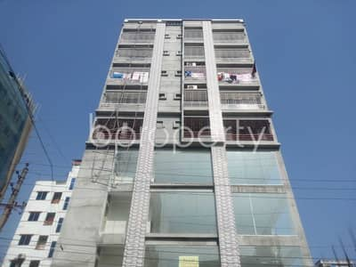 Office for Rent in Aftab Nagar, Dhaka - See This 2700 Sq. Ft Office Space For Rent Located In Aftab Nagar Near To East West University