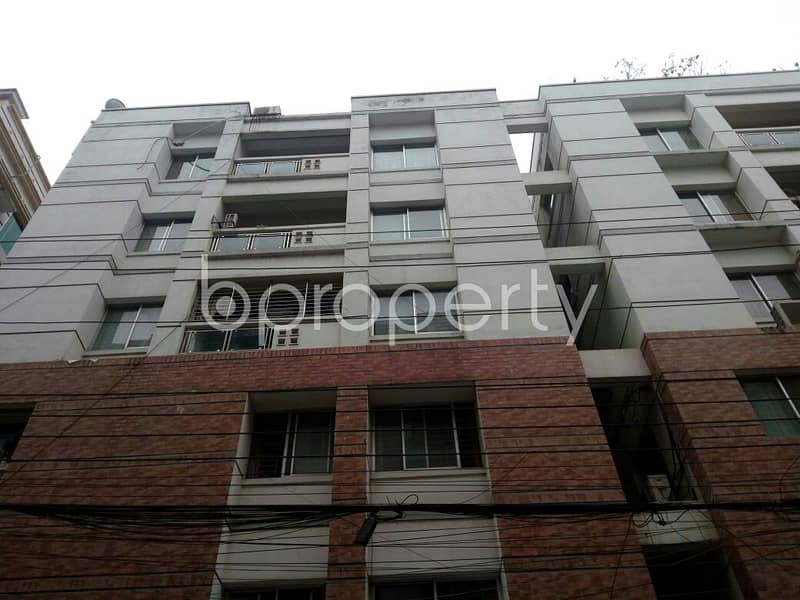 An Apartment Is Ready For Sale At Mirpur DOHS, Near Mirpur DOHS Central Mosque