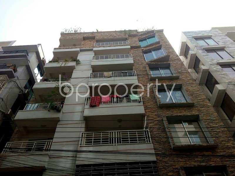 Visit This 2146 Sq. Ft Apartment For Sale In Mirpur Near Aarong, Mirpur 12