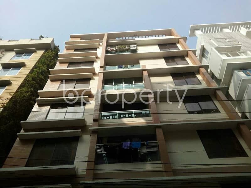 A 2170 Sq. Ft With 3 Bedroom Apartment Is For Sale At Mirpur, Near Aarong, Mirpur 12