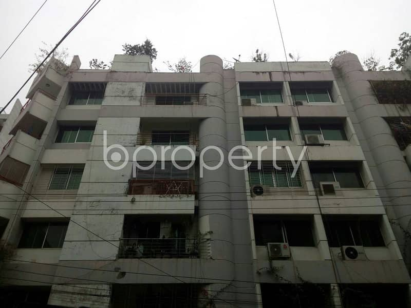 Apartment for Sale in Banani close to Brac Bank