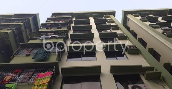 3 Bedroom Apartment for Sale in Banasree, Dhaka - An Apartment Which Is Up For Sale At Banasree Near To Iqra Bangladesh School.