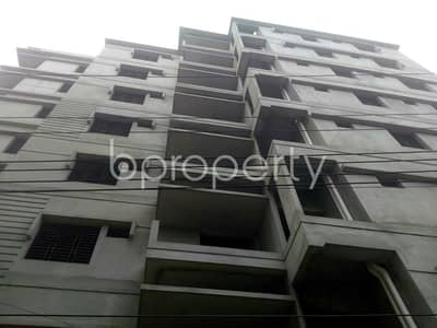 3 Bedroom Apartment for Sale in Dakshin Khan, Dhaka - A 1100 Sq Ft Flat For Sale In Dakshin Khan Near Chairman Bari Jame Mosjid