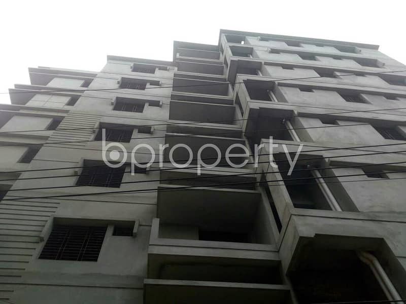 Residential Apartment Is On Sale In Dakshin Khan Nearby Chad Uddan Urban Smum Anondo School