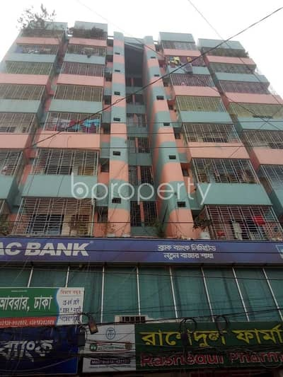 3 Bedroom Apartment for Sale in Badda, Dhaka - Visit This Apartment For Sale In Natun Bazar Near BRAC Bank Limited.