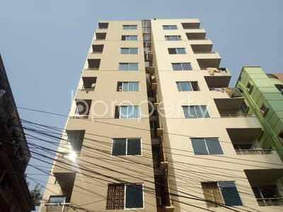 3 Bedroom Flat for Rent in Maghbazar, Dhaka - 1125 Sq. Ft Apartment For Rent In Maghbazar Close To Aarong