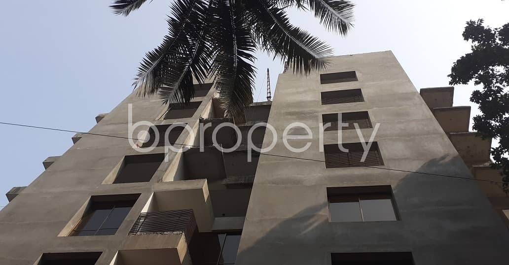 Flat For Sale In Lalmatia Near City Hospital & Diagnostic Center