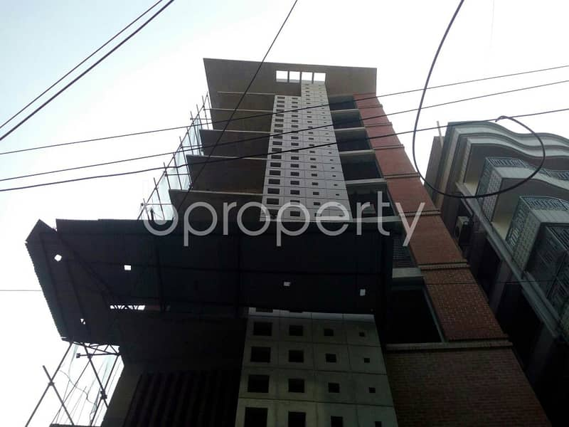 Elegant Flat For Sale In Banani Nearby Banani Playground