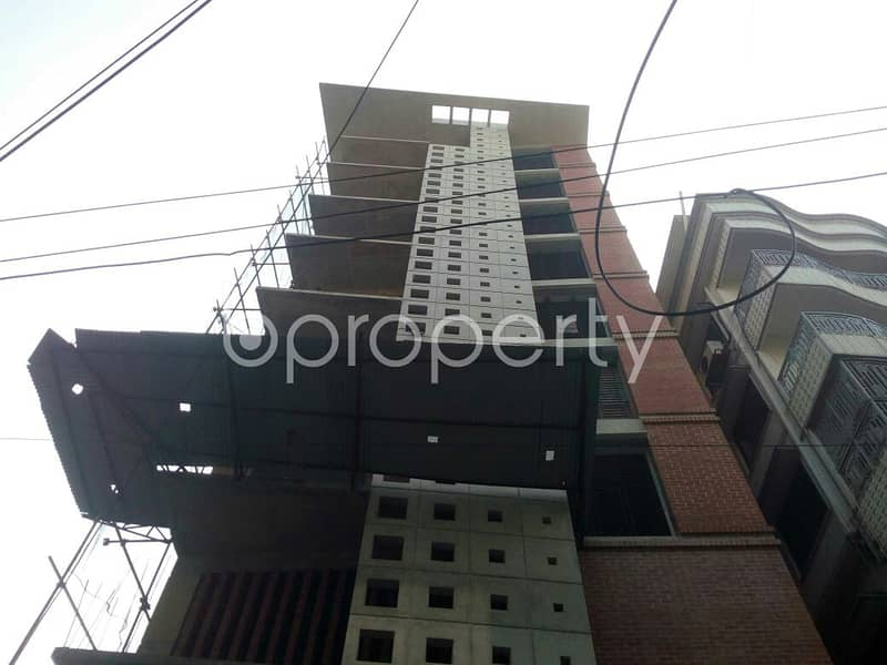 A Beautiful Apartment Is Up For Sale At Banani Near Banani Playground