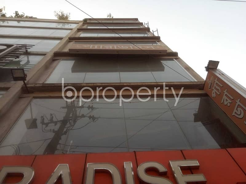 A Commercial Building Is Available For Rent In West Shewrapara Nearby Green University of Bangladesh.