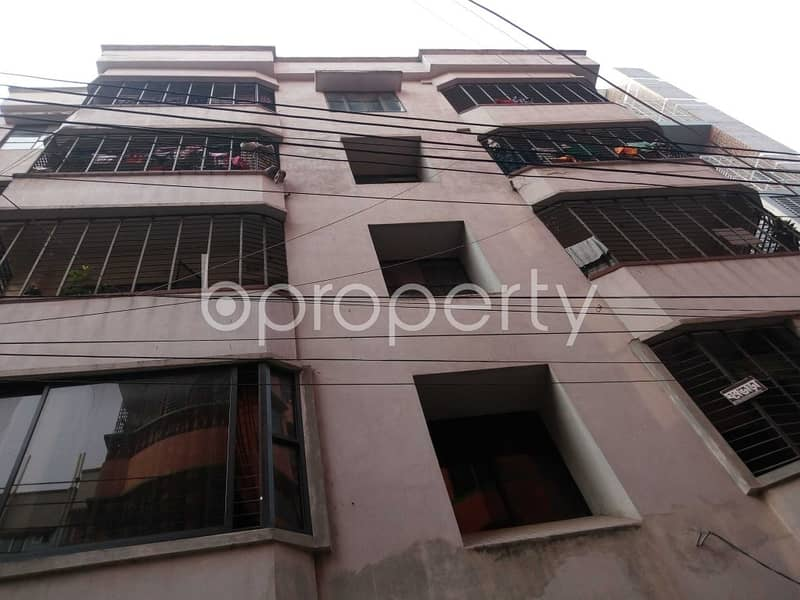 Close To Baitul Falah Jame Masjid, An Apartment For Rent Is Available In Senpara Parbata Ln